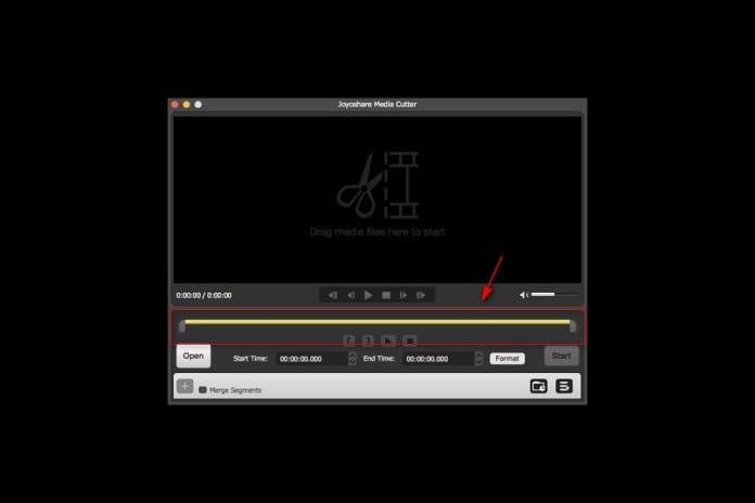 Joyoshare 2 - Joyoshare Media Cutter for Mac: A Convenient Media Cutter For Mac