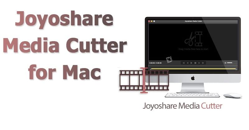 Joyoshare Media Cutter for Mac: A Convenient Media Cutter For Mac