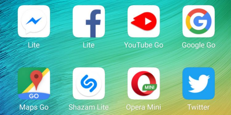 Use Lite Apps