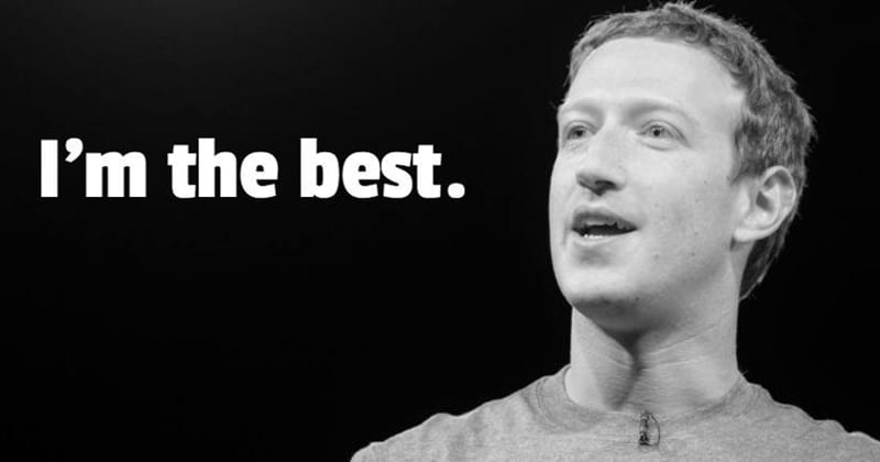 Mark Zuckerberg Says He's Still The Best Person To Run Facebook