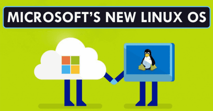 Microsoft Just Launched Its Own Version Of Linux OS