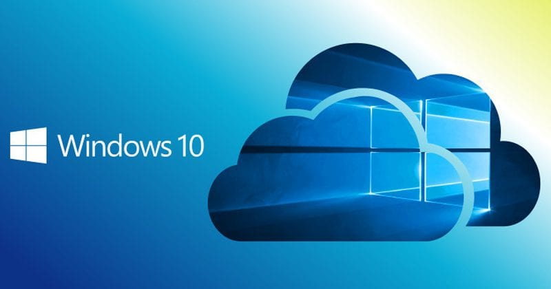 Microsoft Launched A New Version Of Windows 10