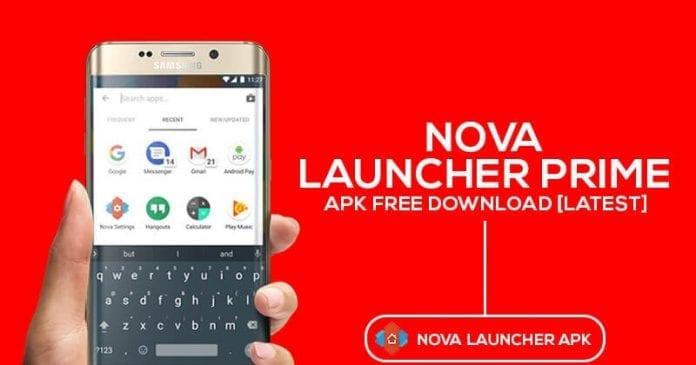 Nova Launcher Prime APK v6.0