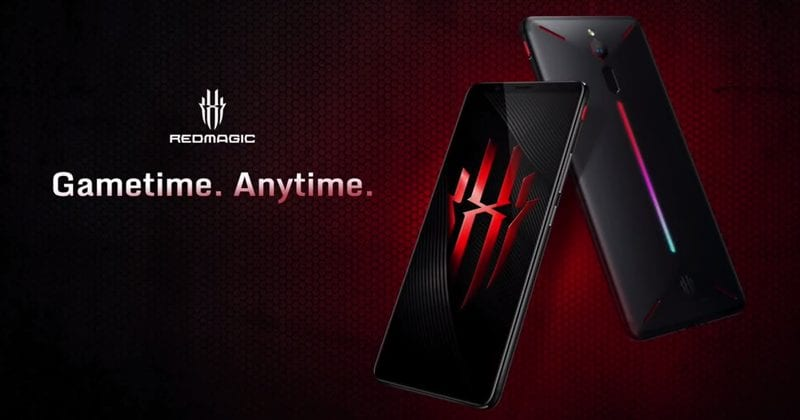 Nubia's Gaming Smartphone Offers Monstrous Specs For Just $399
