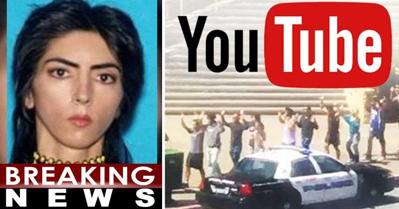 OMG! Active Shooter At YouTube HQ