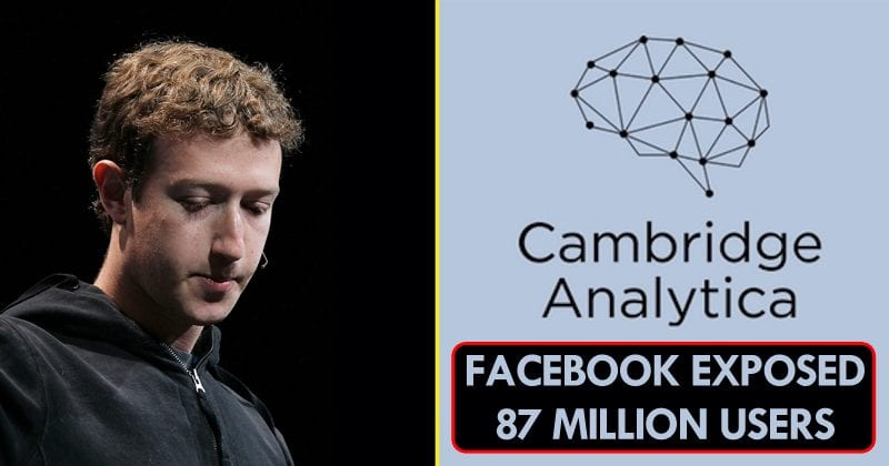 OMG! Facebook Exposed 87 Million Users