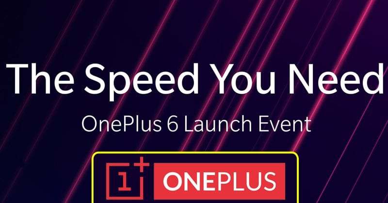 OnePlus Just Confirmed OnePlus 6 Release Date And Specs