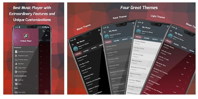 Free Music Player Android App