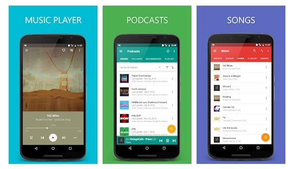 Pixel Player - Top 25 Best Free Music Players For Your Android Device