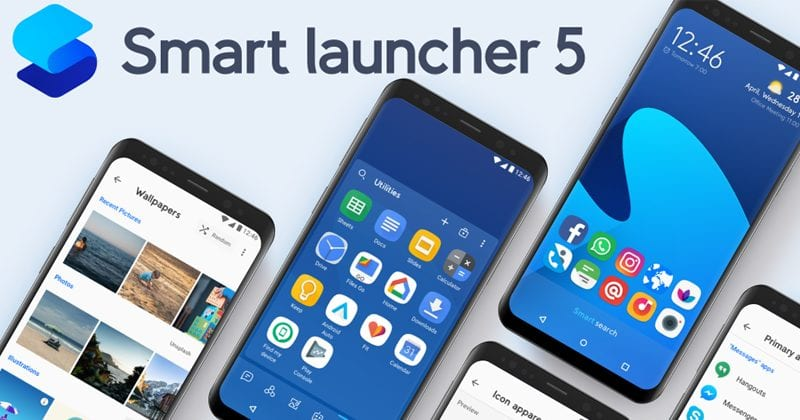Smart Launcher 5 Is Here To Dominate Your Android Home Screen
