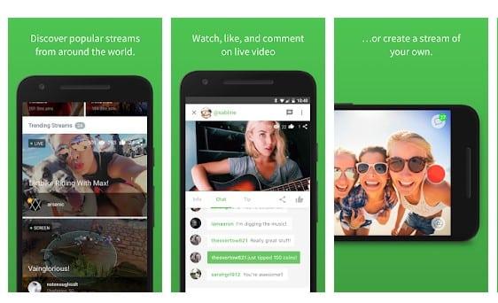 Stream - Live Video Community