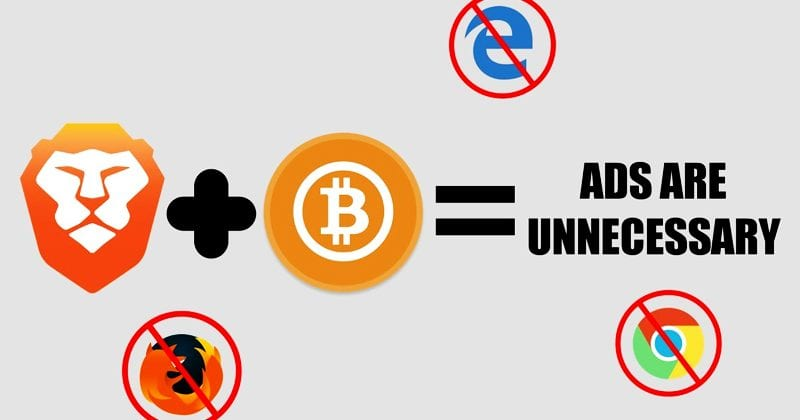 This Ad-Blocking Browser Will Offer Free Cryptocurrency To All Its Users