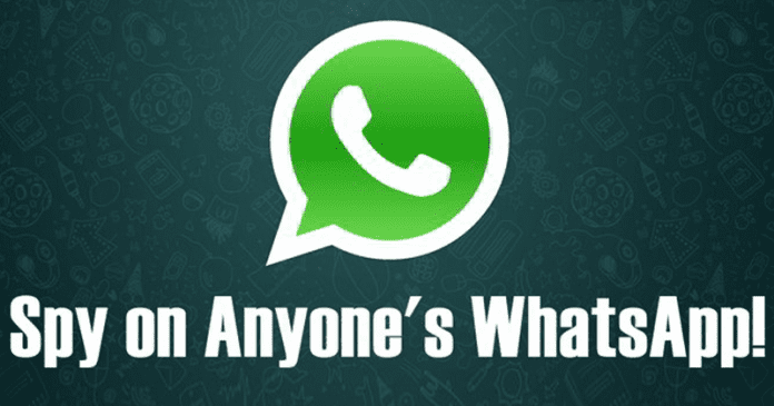 This New App Lets Your Friends Spy On Your WhatsApp