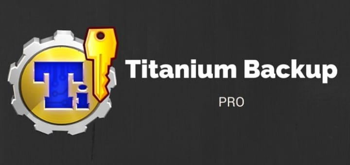 What Is Titanium Backup Pro