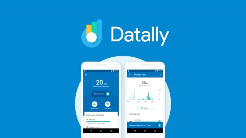 Use Datally