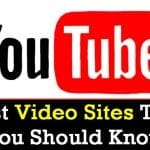 Best Youtube Alternatives Unblocked: Best Video Sharing Websites