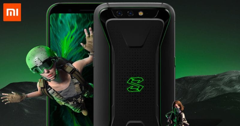 Xiaomi Just Launched Its Black Shark Gaming Smartphone