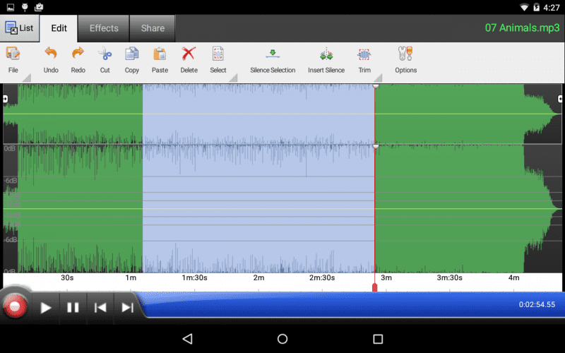 audio editor app download