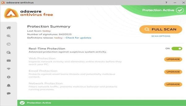 Adware Antivirus Free Edition