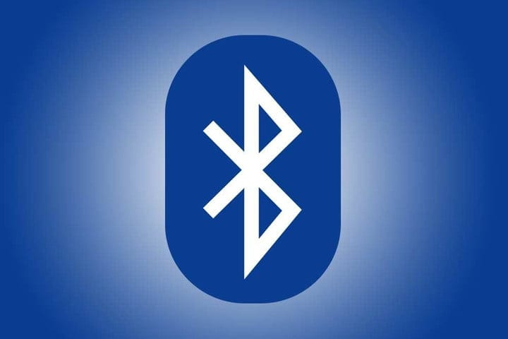 Through Bluetooth