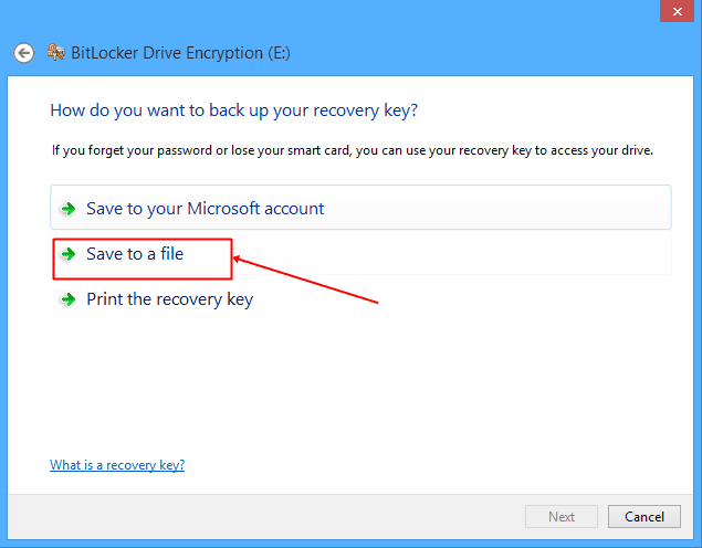 Encrypt Hard Disk Drive Using BitLocker