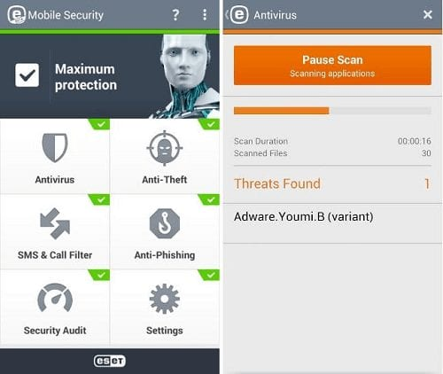 Eset 4 - Eset Mobile Security & Antivirus APK Latest Version Free Download 2019
