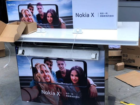 IMG 1 - Nokia X Revealed Officially By HMD Global
