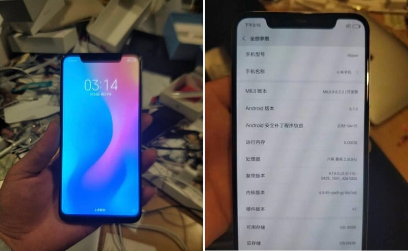 IMG 3 4 - Xiaomi Mi 8 Launch Confirmed, Company Shares Official Poster