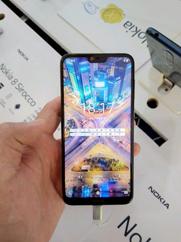 IMG 4 768x1024 - Nokia X Revealed Officially By HMD Global