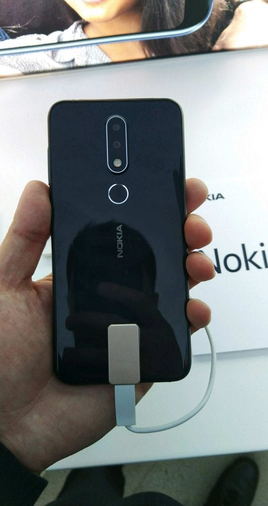 IMG 5 542x1024 - Nokia X Revealed Officially By HMD Global