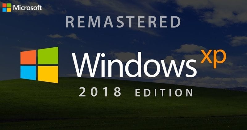 Meet The New Windows Xp 2019 Edition