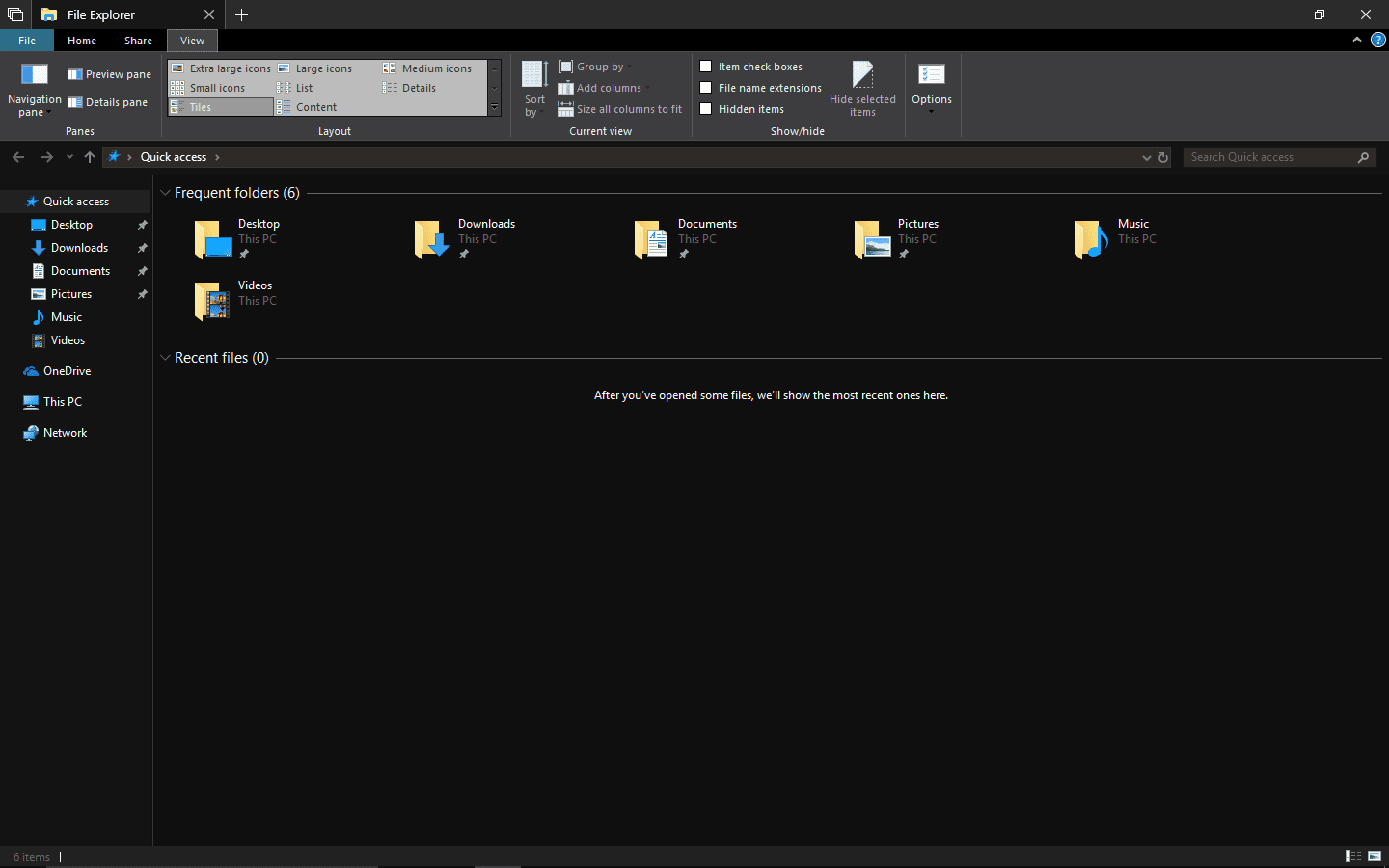Microsoft - Microsoft Finally Launches Dark Theme For Windows 10's File Explorer