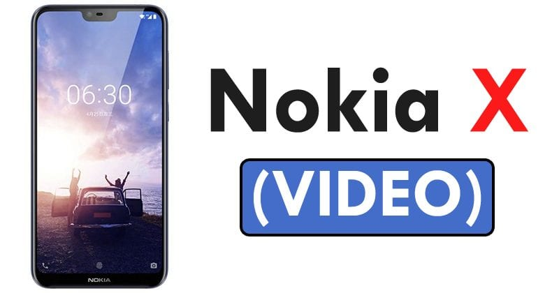 Nokia X Video Leaked Revealing Its Design Before The Official Launch