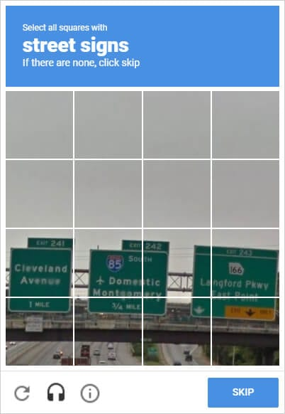 Recaptcha - Google Is Making It Easier For You To Prove Your Humanity