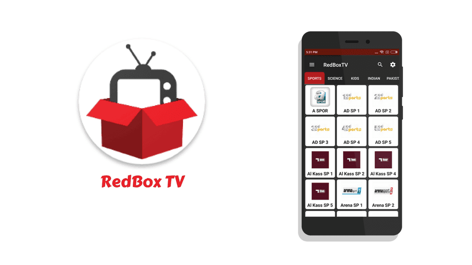 Redbox TV APK Latest Version Free Download For Android 2018