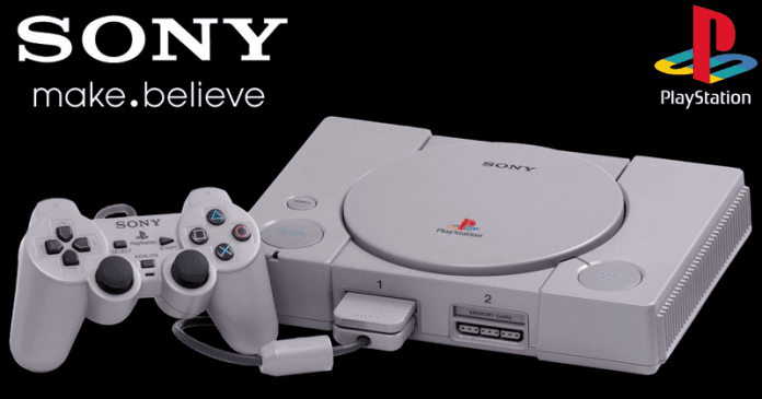 Sony To Launch Retro Version Of PlayStation One