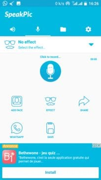 SpeakPic Apk 4 - SpeakPic APK 1.3.5 Latest Version Free Download For Android 2019