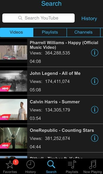 Party YouTube Apps for Android You Should Try every bit they are packed amongst simply about of the amazing  four Best Third-Party YouTube Apps for Android You Should Try