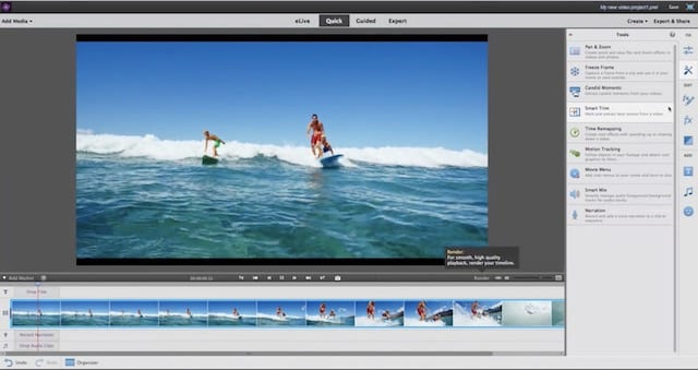 Adobe Premiere Elements - 30 Best Video Editing Tools For Windows 2019