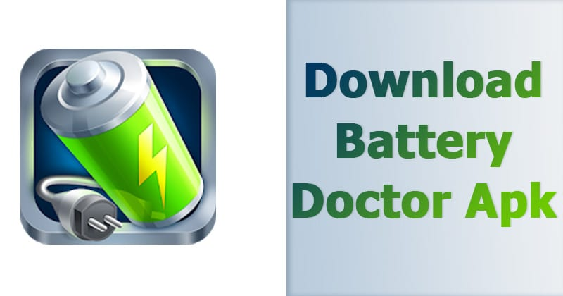 Battery Doctor For Pc Free Download