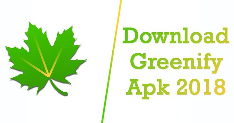 Greenify APK 4.0.1 Latest Version Free Download 2019