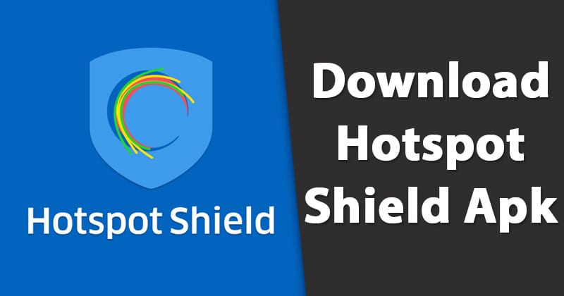 Hotspot shield free download for android latest