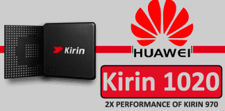 Huawei Working On A Kirin 1020 SoC - 2x Performance Of Kirin 970