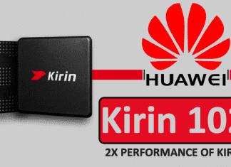 Huawei Working On A Kirin 1020 SoC - 2x Performance Of Kirin 970