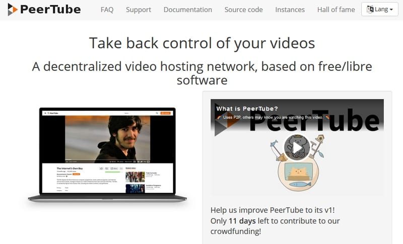 IMG 1 8 - Meet The Open Source YouTube Alternative To Beat Censorship