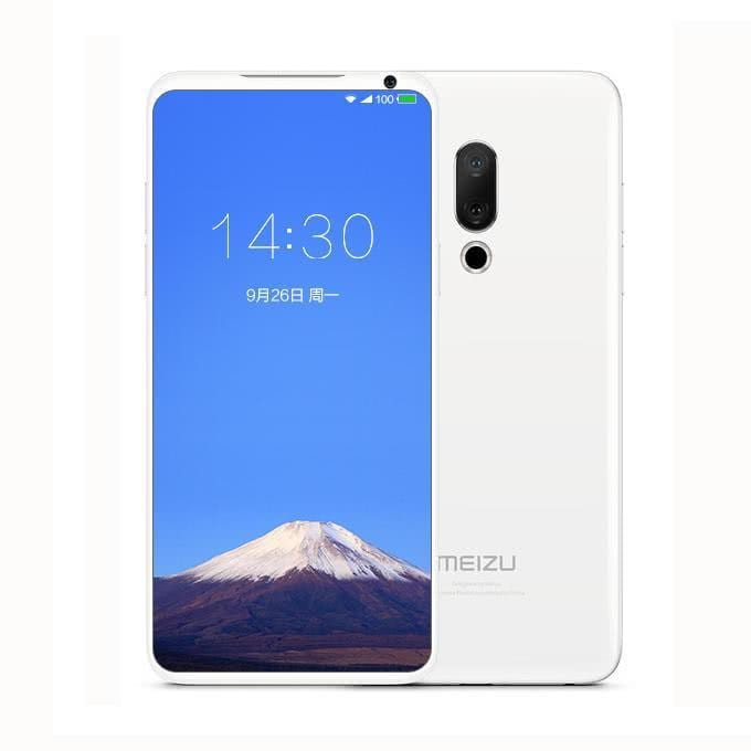 IMG 3 3 - Meizu 16 & 16 Pro - First Photo, Specs, In-Display Fingerprint, Bezelless Screen