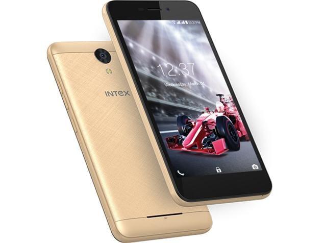 Intex Aqua Zenith - Top 10 Best Android Phones To Buy Under Rs 5,000
