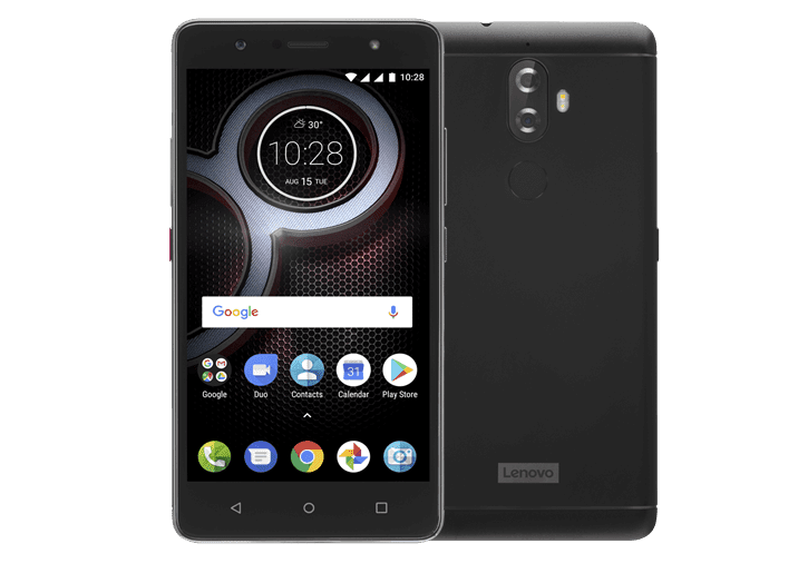 Lenovo K8 Plus - Top 10 Best Android Phones Under Rs. 10,000 In 2019
