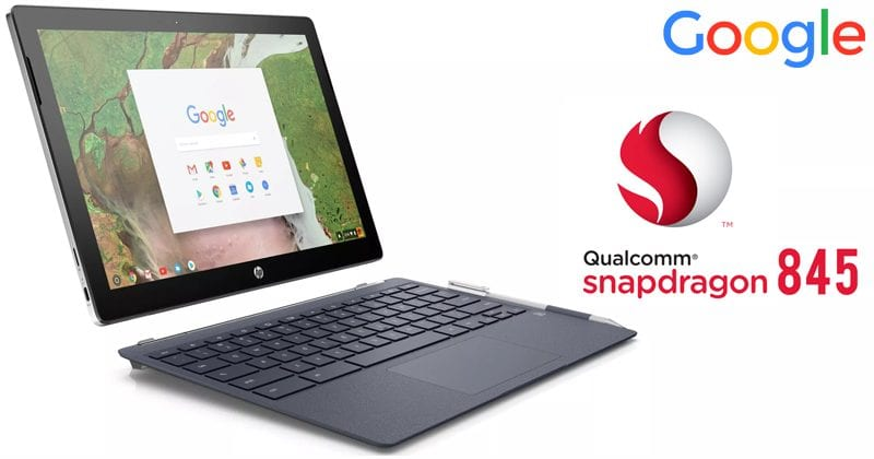 Meet The Snapdragon 845-Powered Chromebook That Detaches From Its Keyboard