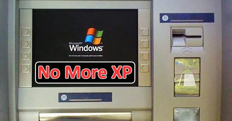 Migrate ATMs From Windows XP Or Face Penalty, RBI Tells Banks